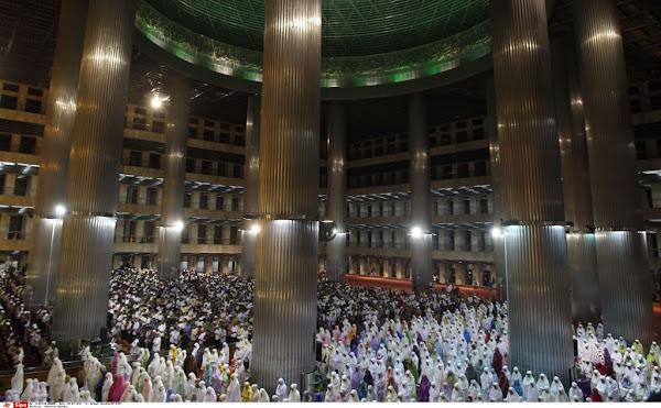 Même en Indonésie, premier pays musulman du monde, les hurlements des muezzins insupportent