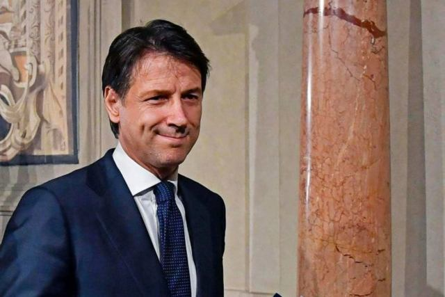 Italian Prime Minister Giuseppe Conte vowed to reopen schools by September