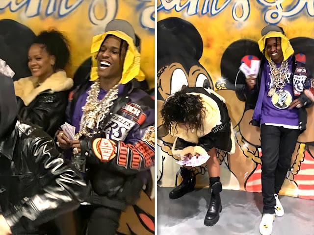 Asap Rock & Rihanna
