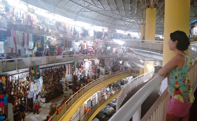 Mercado Central de Fortaleza e Feirinha Beira Mar