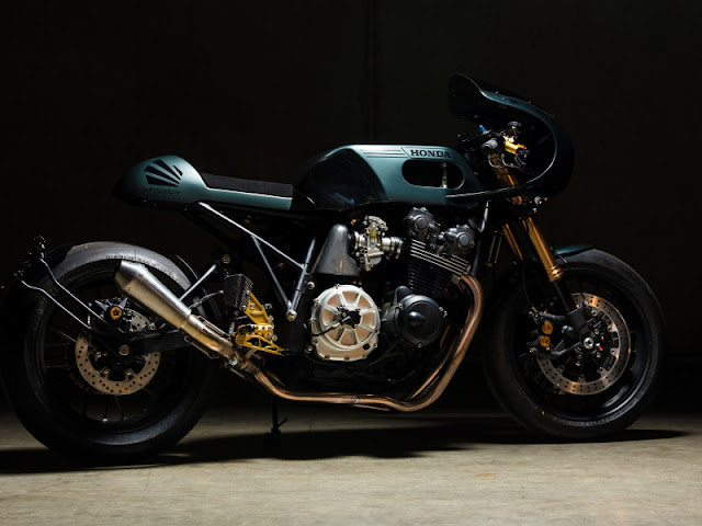 Honda CB1100 1981 By HB Custom Hell Kustom