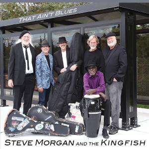 New Arrival :Steve Morgan and the Kingfish - That Ain't #Blues (2019) on air by #American #Road #Radio :