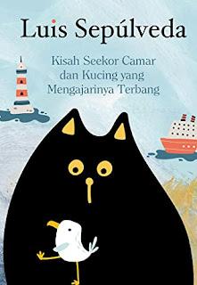 resensi buku: luis sepulveda kengah, zorbas, kerusakan laut dan dan janji yang tak mungkin