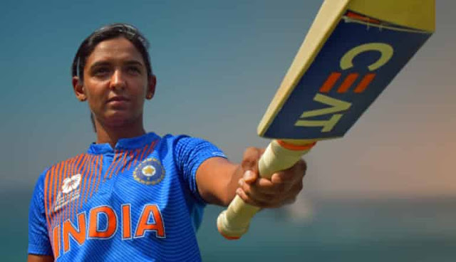Indian Woman's team ICC T20 World Cup