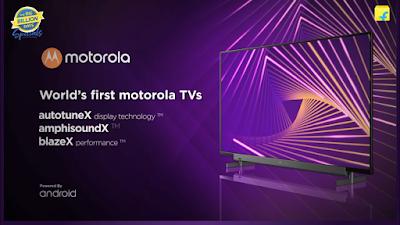 Motorola 4K TV features