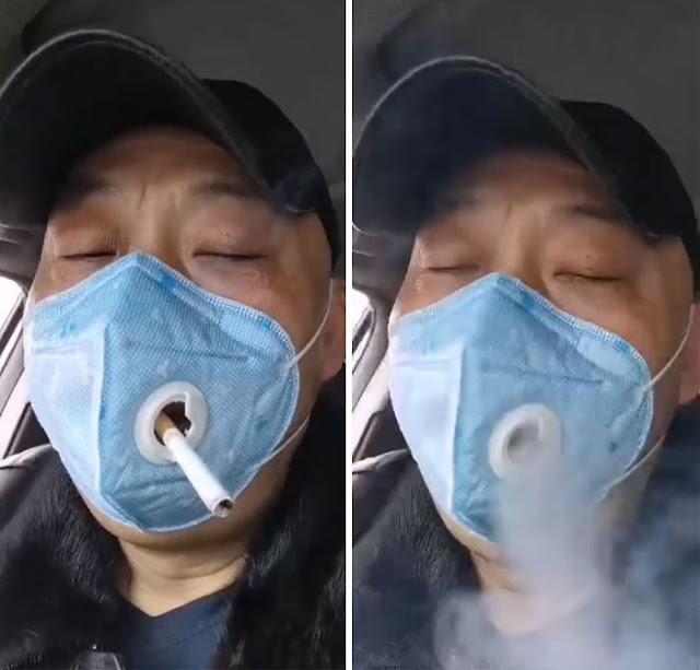 Coronavirusnon, cancer des poumons, oui !