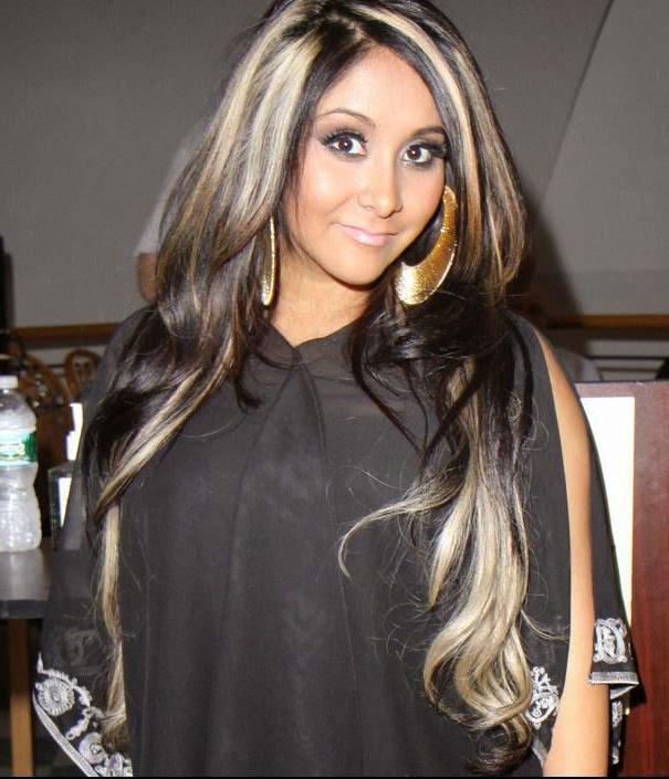Dark Blonde Highlights On Dark Hair - Hairs Picture Gallery