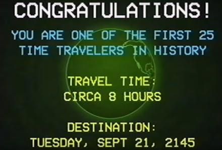 Eine Anleitung für Zeitreisende | Time Travel Instructional Video