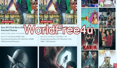 Worldfree4u: