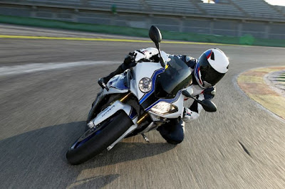 BMW S1000RR on The Road