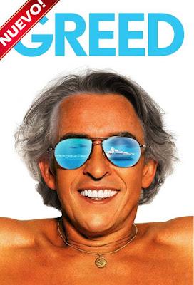 Greed 2019 DVD HD Dual Latino + Sub