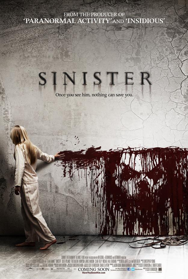 Download Sinister (2012) Full Movie in Hindi Dual Audio BluRay 480p [400MB]