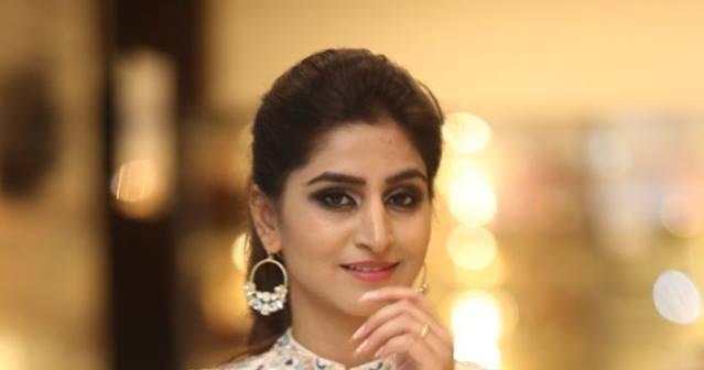Actress Varshini Sounderajan Latest Cute Image Gallery ...