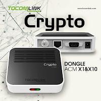 TocomLink Crypto X1 Dongle ACM Tutorial de Atualização do Modelo - 24/02/2017