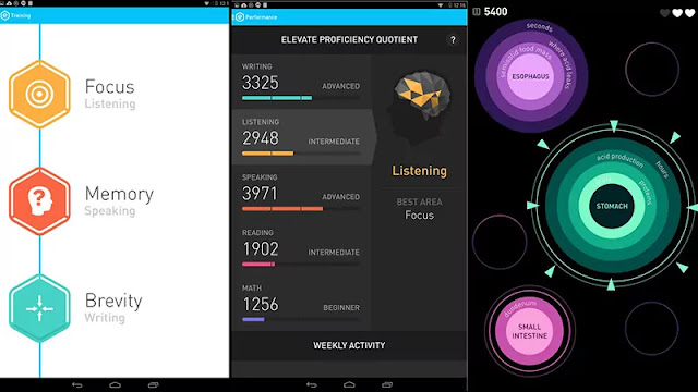 Elevate - Brain Training Games 5 APK for Android MOD Version!! FREE!!