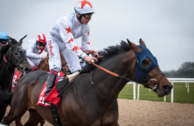 Horse racing at Southwell