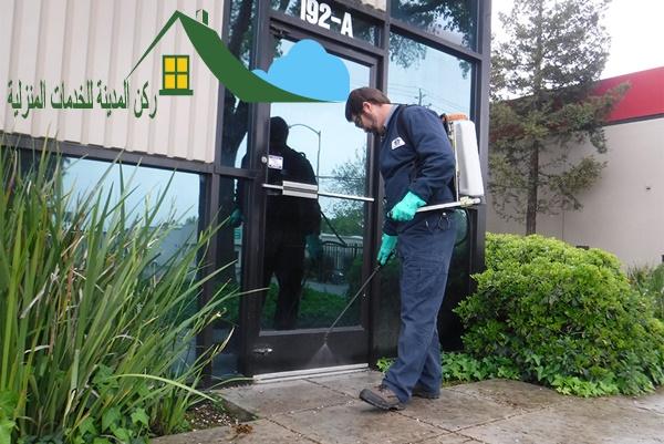 شركة مكافحة الحشرات بالمدينة المنورة بخصم 25 % - 0542544939 - شركة ركن المدينة  Commercial-pest-control