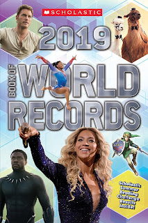 Scholastic 2019 Book of World Records
