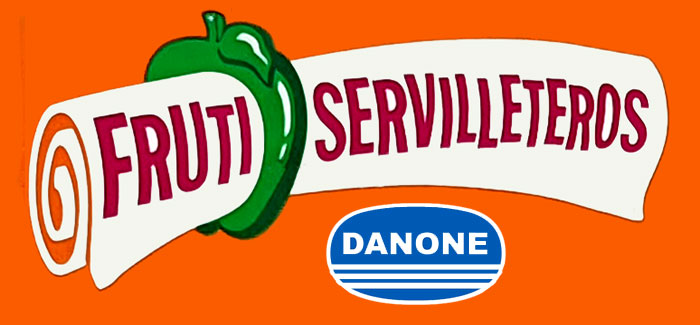Fruti-Servilleteros (Danone, 1989)