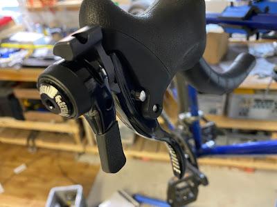 Umbau Gevenalle CX