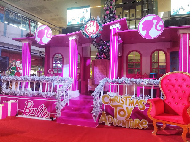 life sized barbie doll house