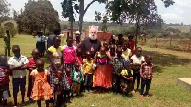 Στη μακρινή Τανζανία της Αφρικής χτίζεται Ιερὰ Μονὴ της Οσίας Μακρίνας, δωρεὰ απὸ γυναικεία αδελφότητα της Μητροπόλεως Αργολίδος
