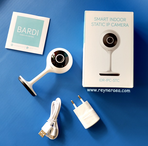 berapa harga Bardi Smart Indoor Static IP Camera