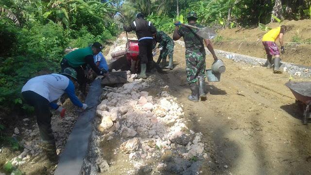 Ini Salah Satu Tujuan TMMD ke 104 Kodim 1407/Bone Dilaksanakan di Desa Tertinggal