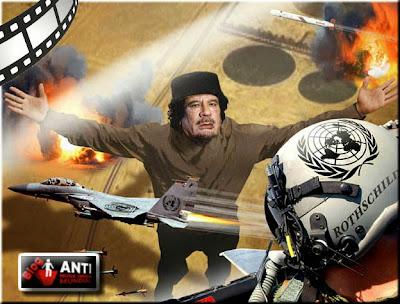 Resultado de imagem para A invasão da Líbia