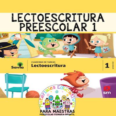 Lectoescritura preescolar 1