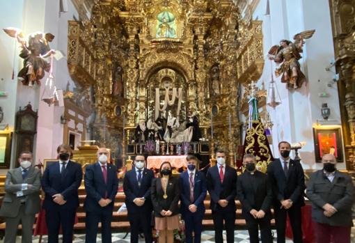 La juventud cofrade de Cádiz celebra su pregón