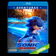 Sonic, la película (2020) Full HD 1080p Latino