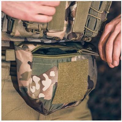 Тактическа чанта за носене Viper Scrote, камуфлаж