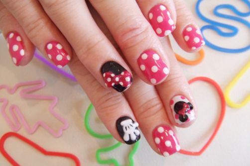wedding lace nail designs little girl nail design ideas - Little Girl Nail Design Ideas