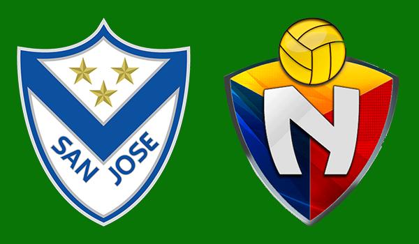 En vivo San José vs. El Nacional - Copa Sudamericana