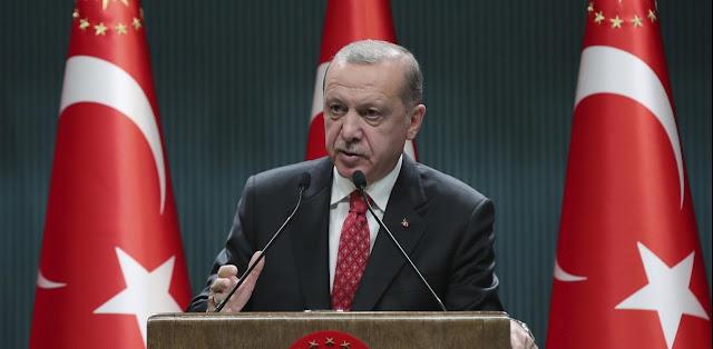 Ερντογάν: Είναι επιλογή της Ελλάδας αν θα προκαλέσει σύγκρουση