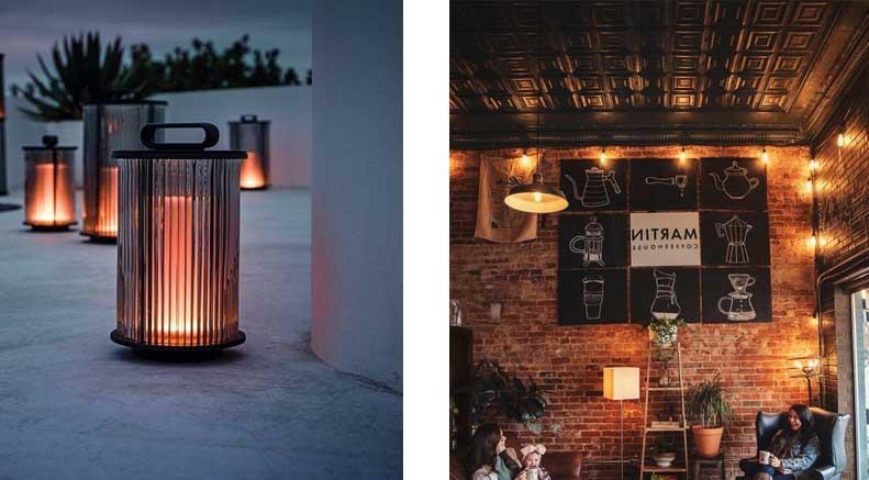 lampu hias coffe