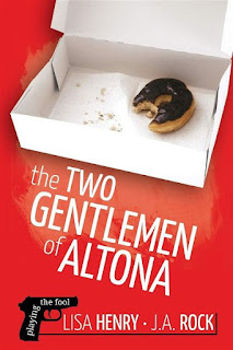 The two gentlemen of Altona 1, Lisa Henry & J.A. Rock