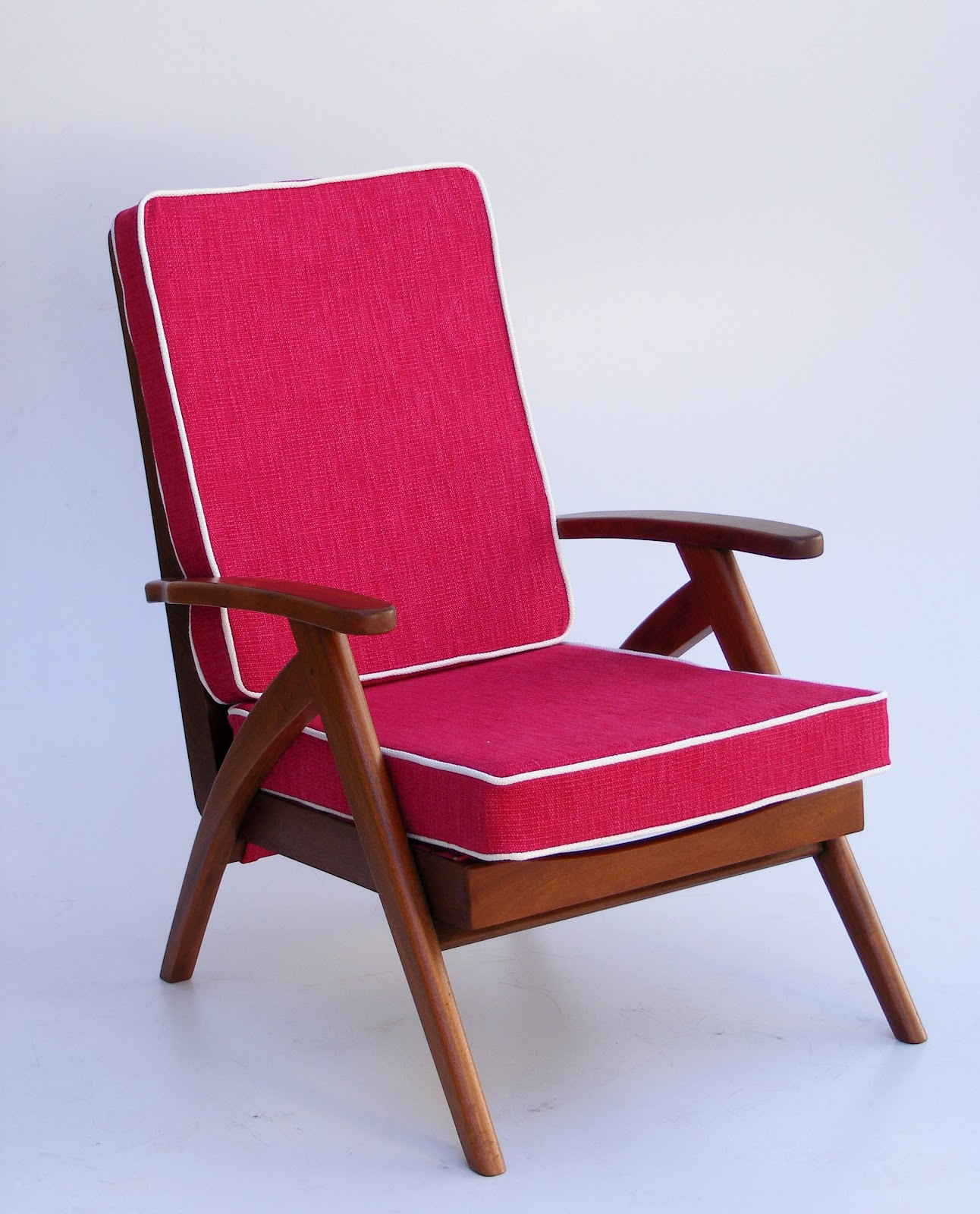 hot pink office chair swing egypt vamp furniture this weeks new vintage stock at