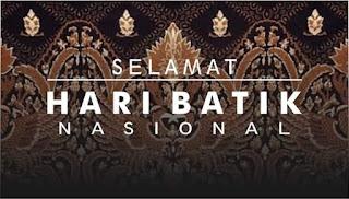 Peringati Hari Batik Nasional 2 Oktober Asn Dan Non Asn