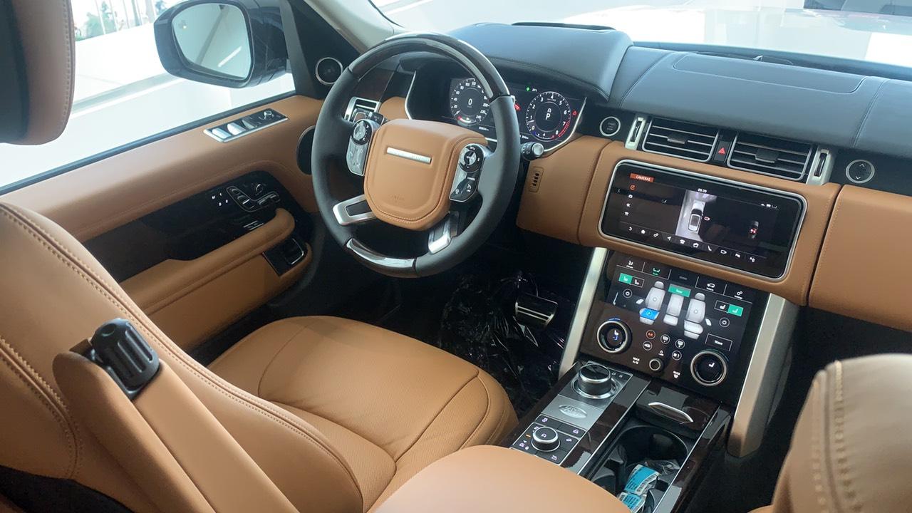 Xe Range Rover Phiên Bản Cao Cấp Nhất Đời 2020 Giá 11,6 Tỷ Đồng, land rover, RANGE ROVER, xe range rover 2020,  Range Rover của nước nào sản xuất, hiện tại xe có mấy loại, giá rẻ nhất bao nhiêu tiền,