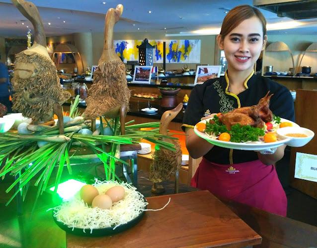 Sajian Khas Carvery Poultry Siap Manjakan Tamu The Sunan Hotel Solo