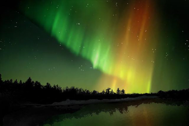 Northern Lights Party