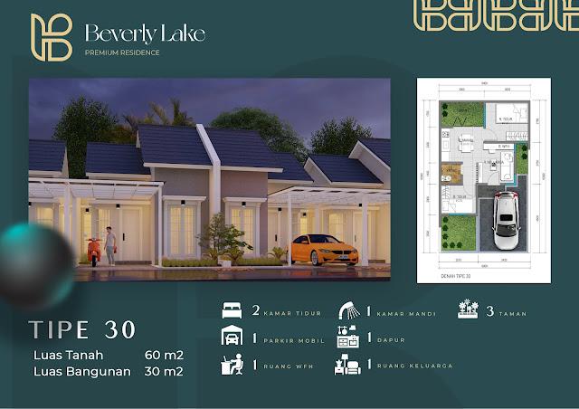 Beverly Lake Parung Panjang