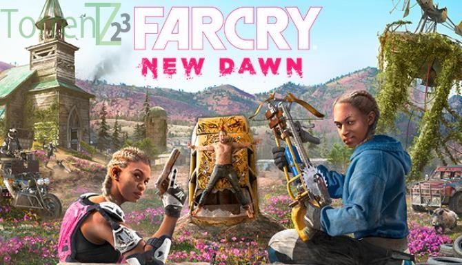 Far Cry New Dawn Free Download (FULL UNLOCKED)