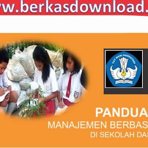 Unduh Buku Panduan MBS bagi guru dan kepala SD, pengawas SD