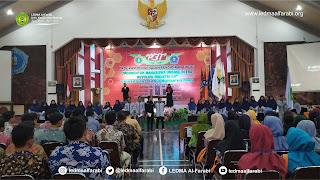 Sambut Mahasiswa Baru 2019 Ala LEDMA Al-Farabi
