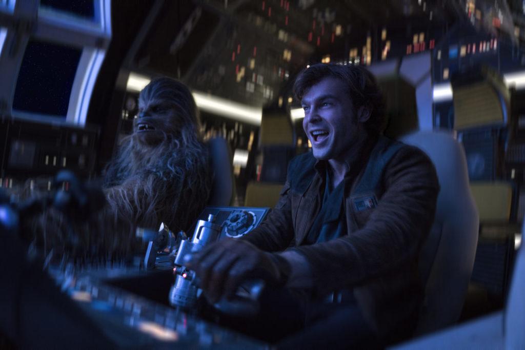 Han Solo: Uma História Star Wars (Solo: A Star Wars Story)