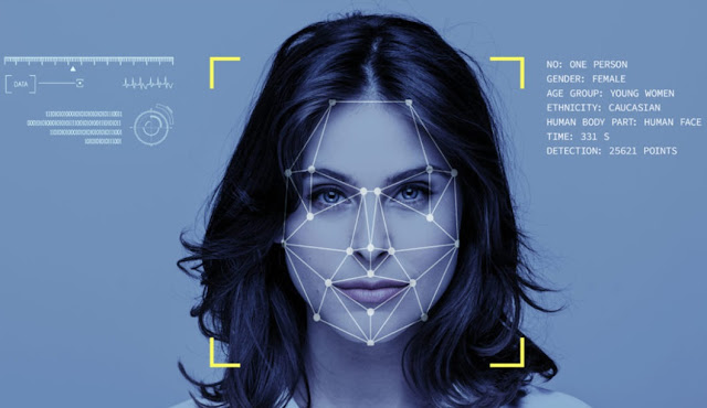 How Facial Recognition Work