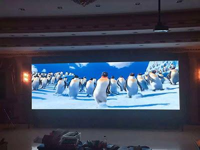 Công ty cung cấp lắp đặt màn hình led tại tỉnh sơn la